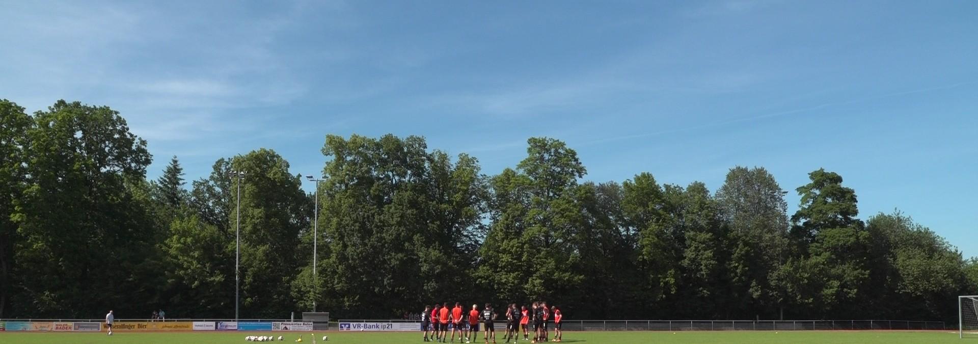 Neuanfang in Liga 4