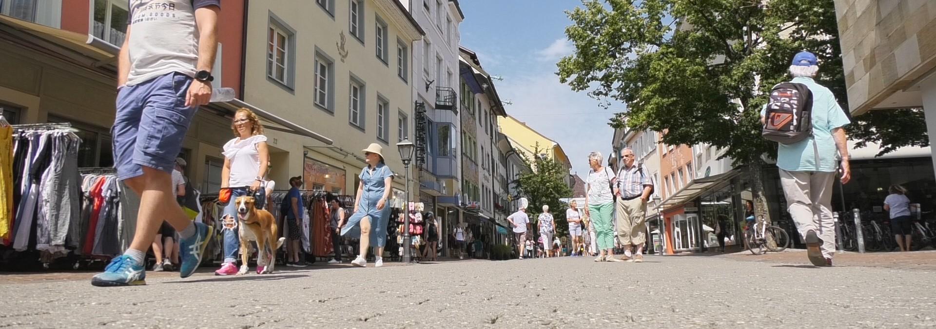 Konstanzer Händler fürchten um ihre Schweizer Kunden
