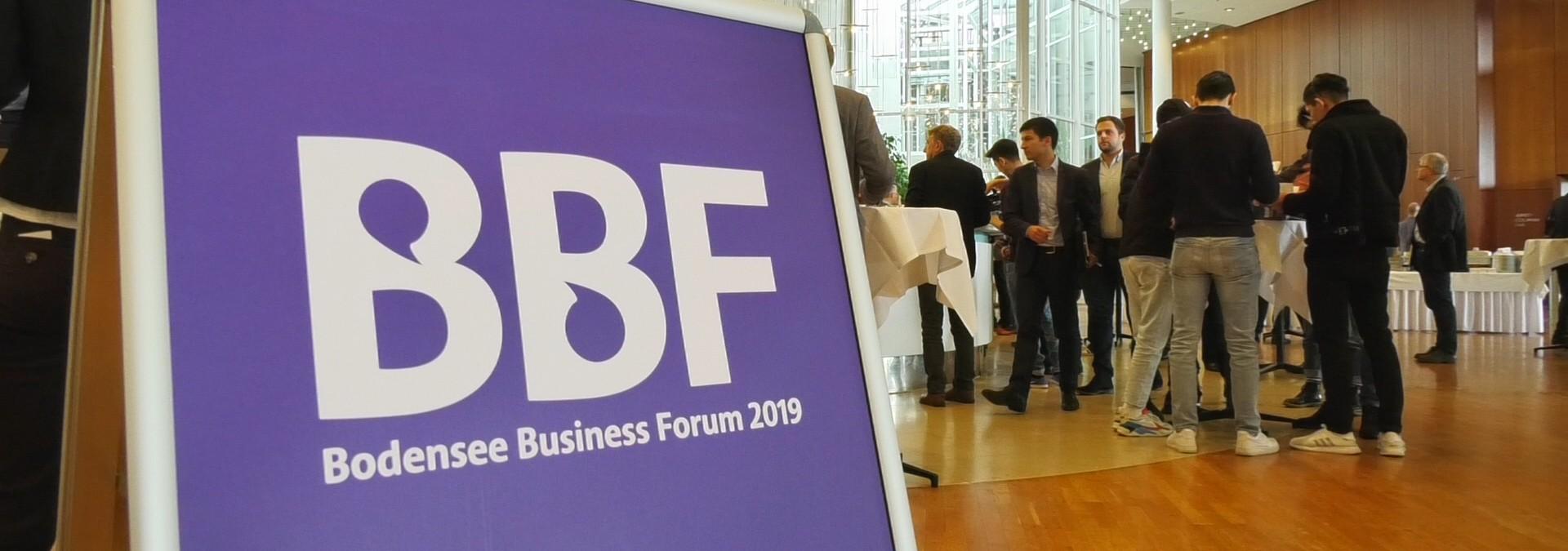 """Bodensee Business Forum: """"Was hält die Welt zusammen?"""""""