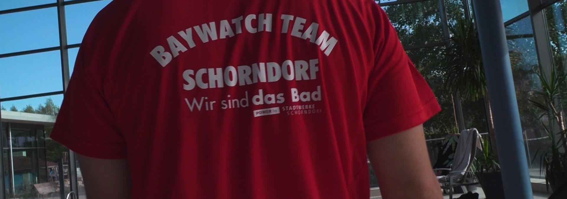 Baywatch in Schorndorf