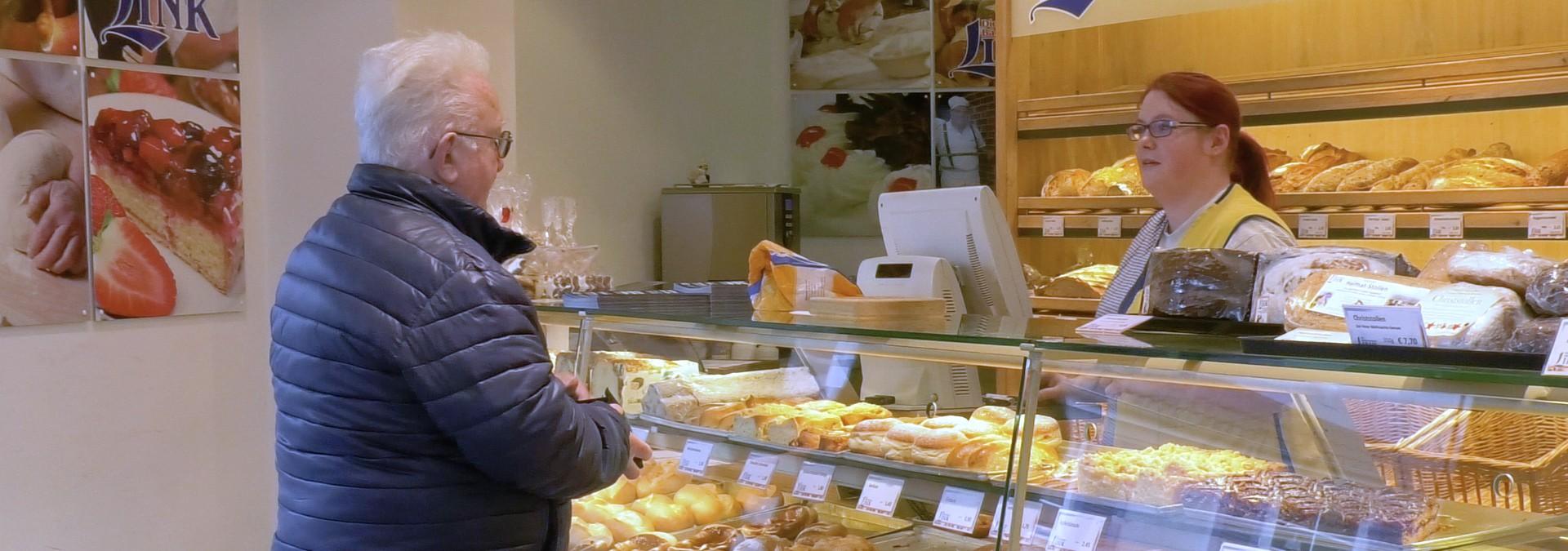 Bäcker in Aufruhr