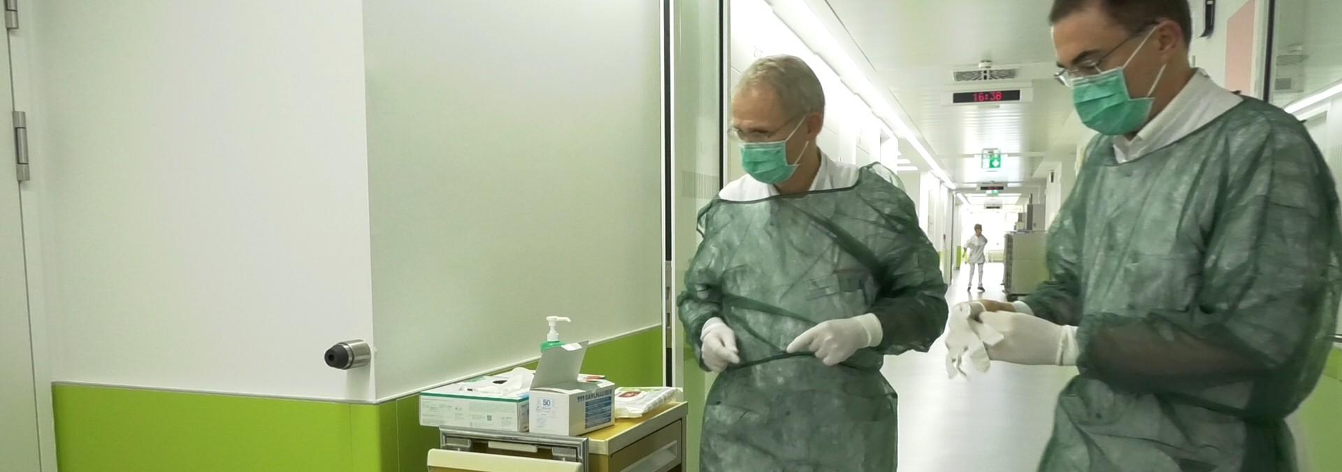 Coronavirus in Baden-Württemberg aufgetreten