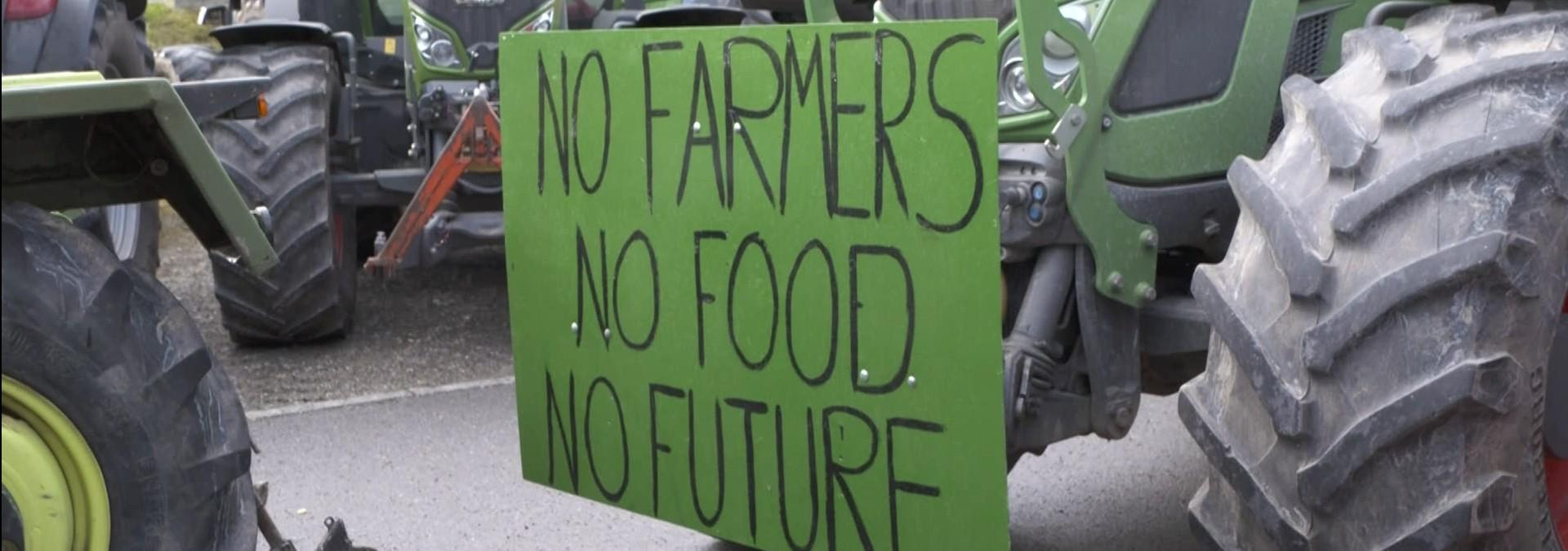 Grüne treffen auf Landwirte