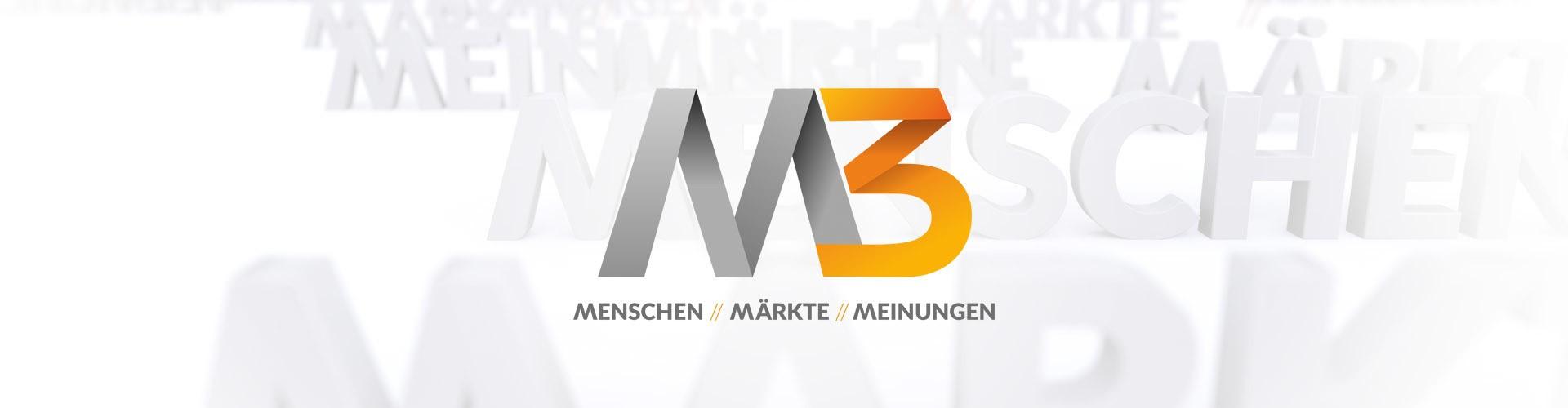 Das M3 Wirtschaftsmagazin Logo