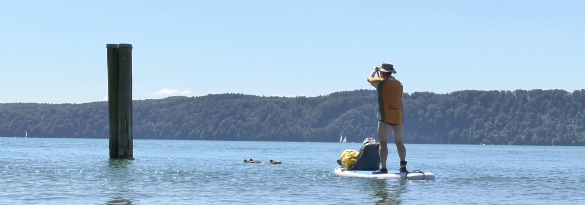 Ufersperrung am Bodensee - ja oder nein?