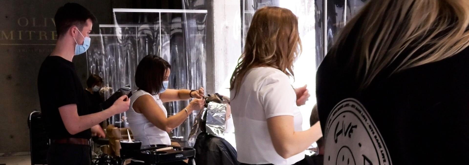 Friseursalon in Friedrichshafen: Über 800 Termine in zwei Wochen