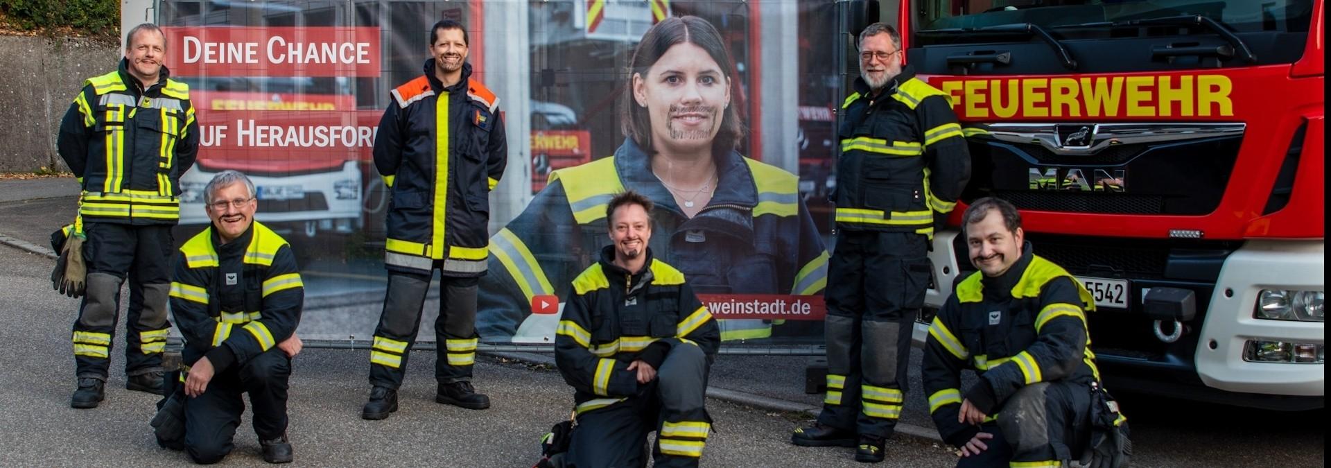 Humorvolle Reaktion der Weinstädter Feuerwehr