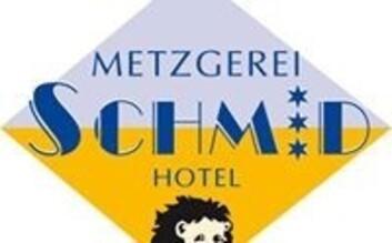 metzgerei schmid logo