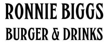 ronnie biggs logo