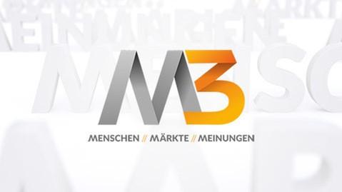M3 Wirtschaftsmagazin Sendungslogo