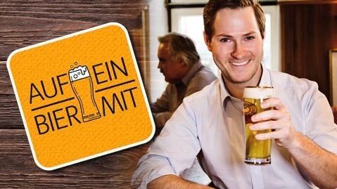 """Headerbild """"Auf ein Bier mit..."""" Regio TV"""