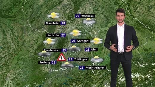 Wetter Bodensee Juni