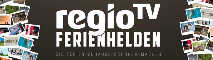 Regio TV Ferienhelden Banner